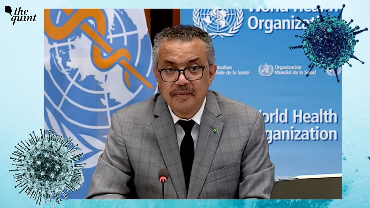 """<div class=""""paragraphs""""><p>WHO chief&nbsp;Tedros Adhanom Ghebreyesus has warned that the Delta variant of COVID-19 is dangerous and is evolving.&nbsp;</p></div>"""