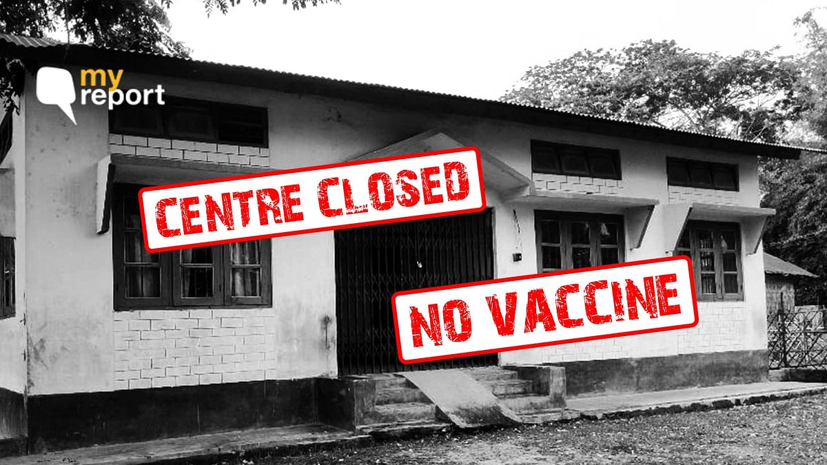 '3 Visits for 1st Dose': Locals Struggle Amid COVID Vaccine Shortage in Assam