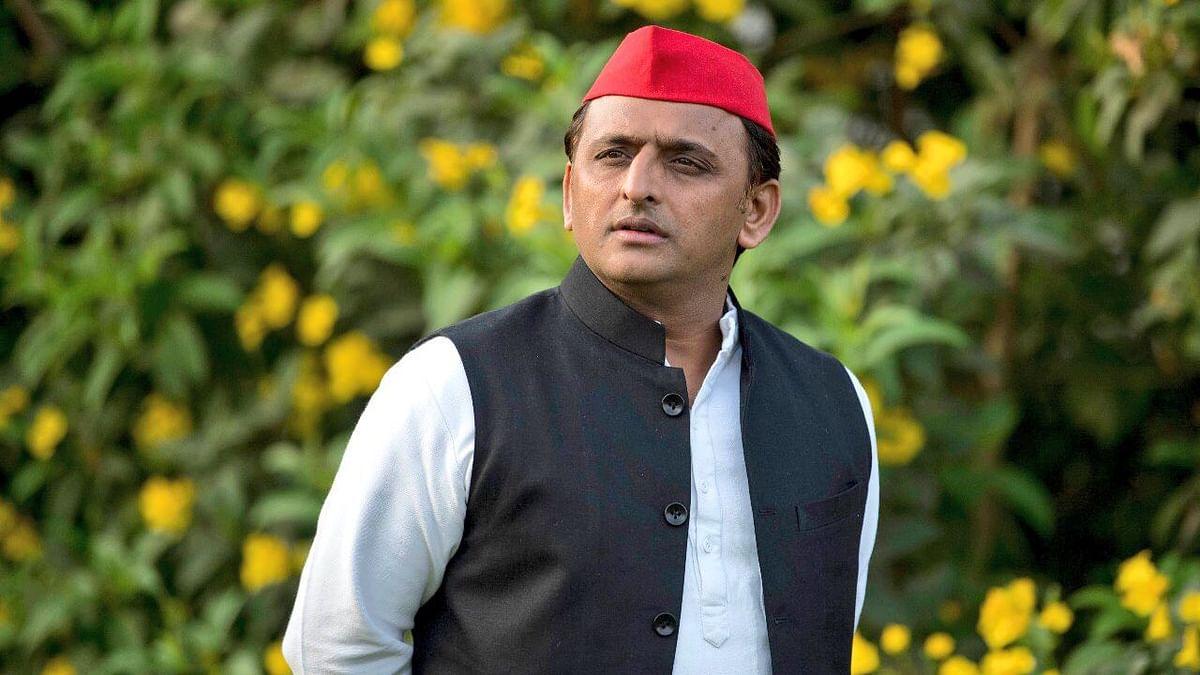 'Don't Trust UP Police, BJP', Says Akhilesh Yadav, Draws Flak