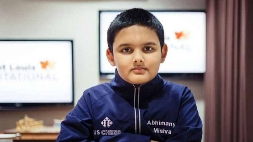 Abhimanyu Mishra Becomes Youngest Chess Grandmaster Ever