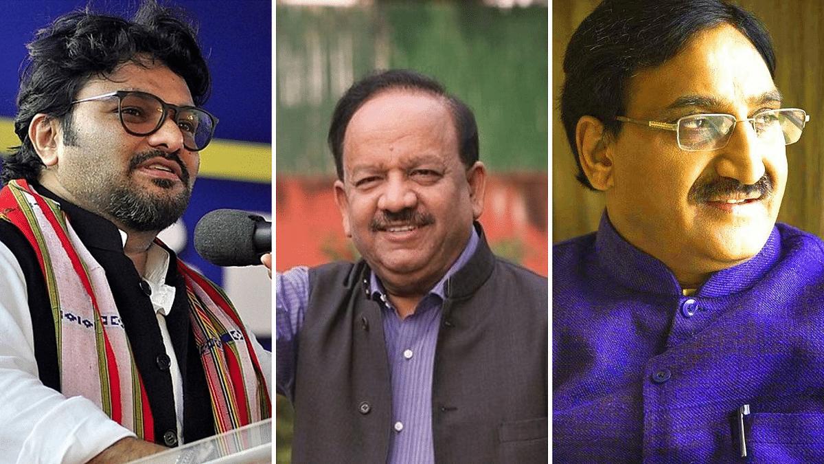 Cabinet Reshuffle: RS Prasad, Harsh Vardhan, Pokriyal & 9 Others Quit