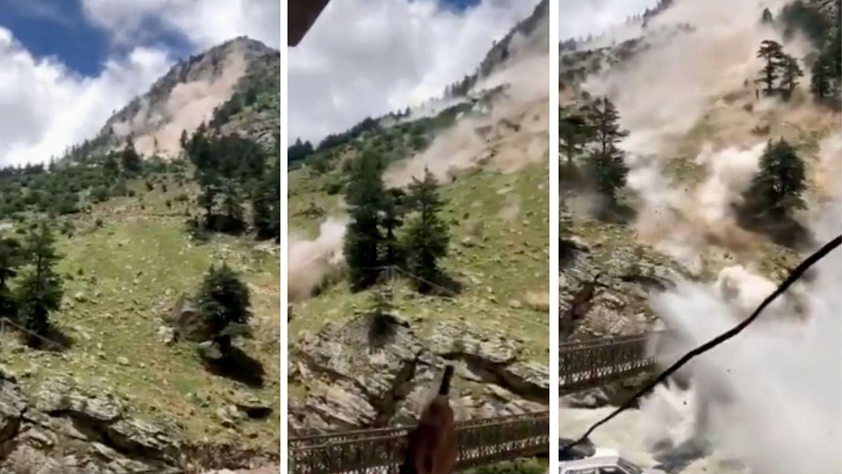 9 Dead, Several Injured in Himachal Landslide; PM Modi Offers Condolences