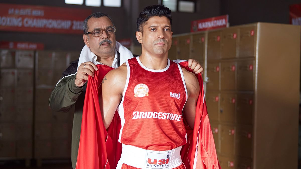 'Toofaan' Review: Farhan Akhtar Impresses In This Predictably Dull Boxing Drama