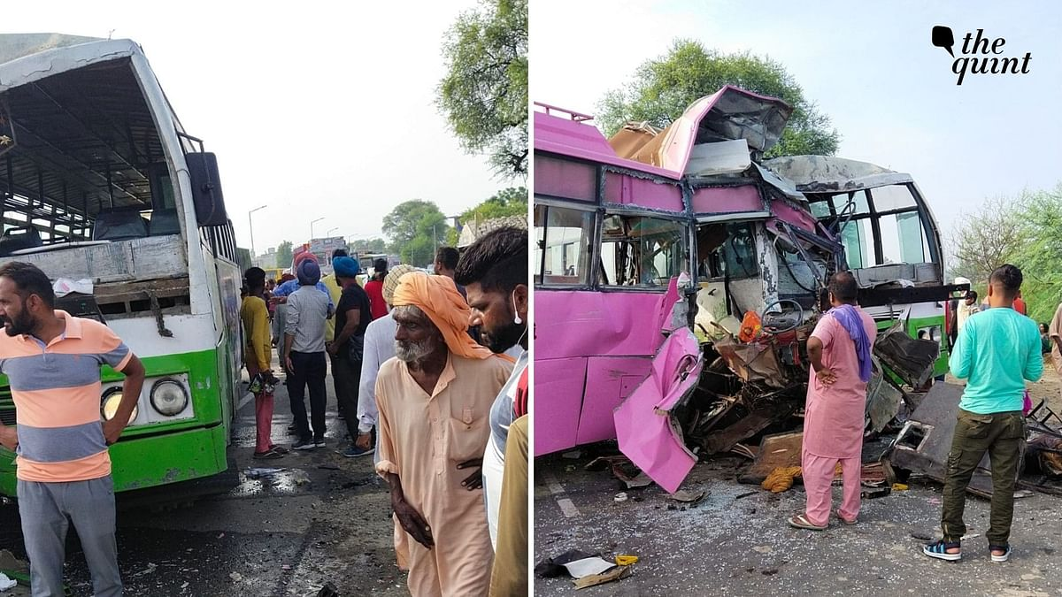 3 Congress Workers Dead in Bus Accident En Route to Sidhu's Ceremony