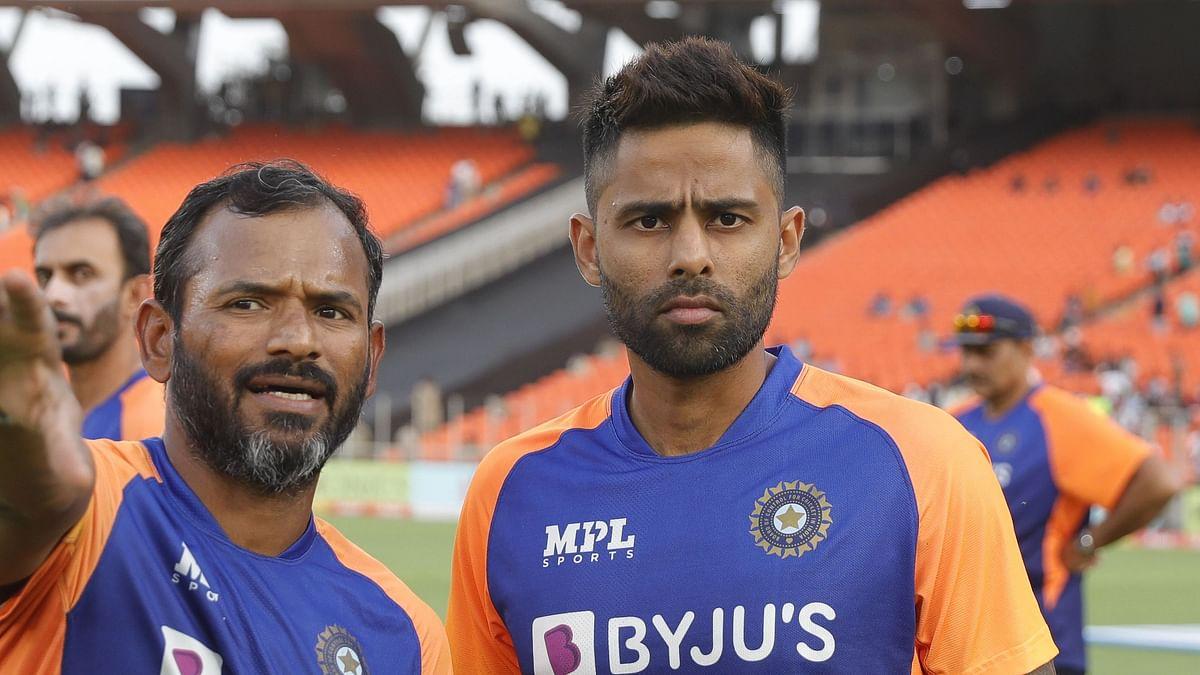 Sundar & Avesh Injured, Prithvi & Suryakumar to Join Indian Test Team in England