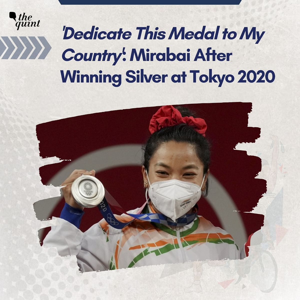 Mirabai's Silver is Like Gold Medal for Us, Says Family