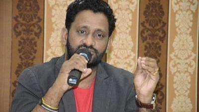 Oscar winning sound designer Resul Pookutty.