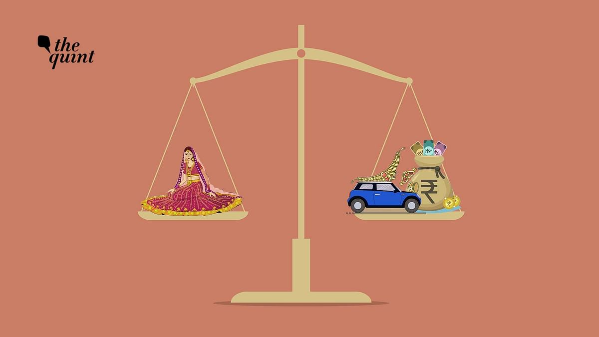 """<div class=""""paragraphs""""><p>At least one woman becomes a victim of dowry death roughly every hour in India, as per the National Crime Records Bureau 2019 data.</p></div>"""