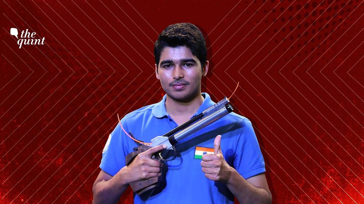 Saurabh Chaudhary – India's Next Golden Boy?