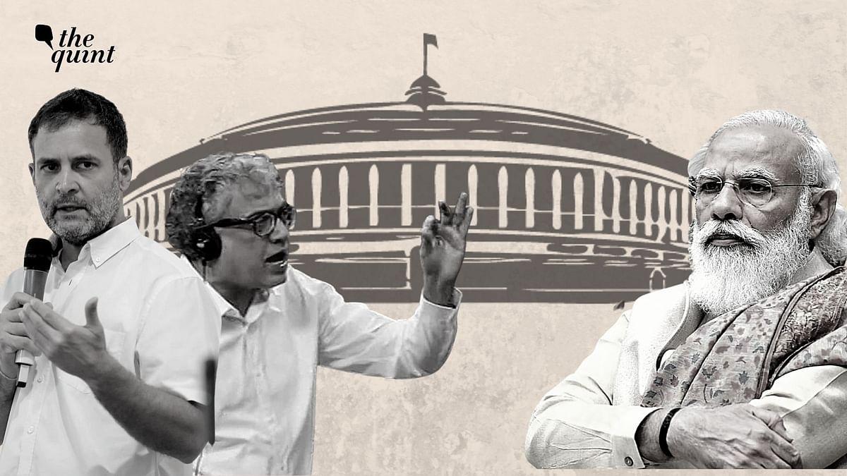 Monsoon Session: Rahul Gandhi, Oppn MPs Slam Centre Over Pegasus Row
