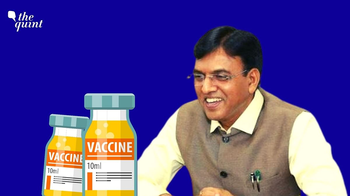 50 Crore Indians Vaccinated | Union Health Minister Applauds COVID Warriors