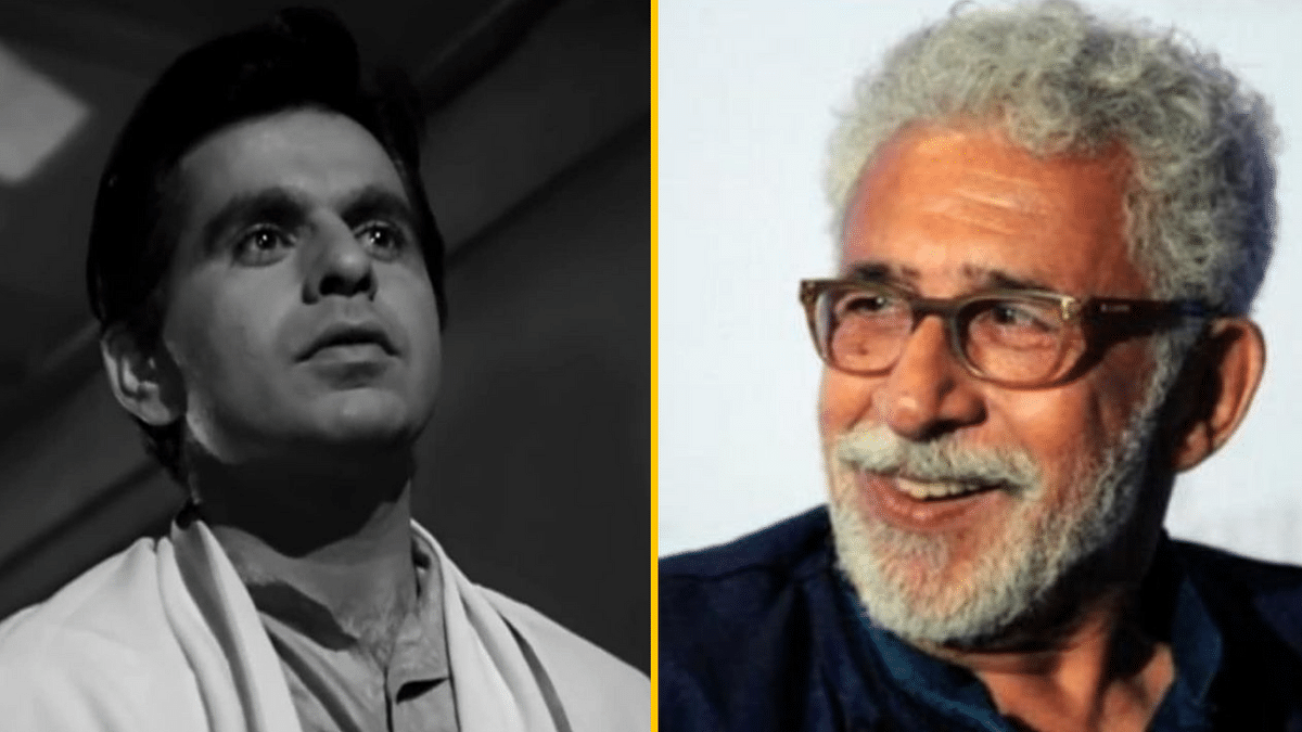Naseeruddin Shah Stands by Views on Dilip Kumar's Lack of Contribution to Cinema