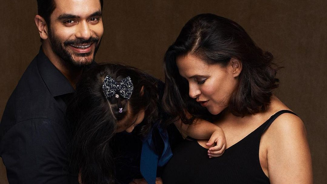 Neha Dhupia and Angad Bedi Announce Second Pregnancy: Thank You, God