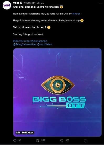 Salman Khan Unveils Bigg Boss OTT Promo, Release Date: Crazy & Over-the-Top