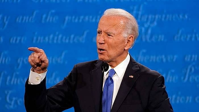 They're Killing People: Biden on COVID Misinformation; Facebook Responds