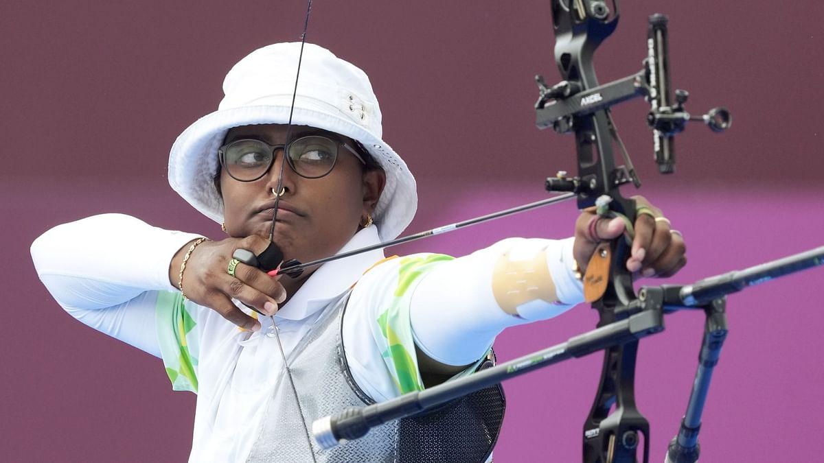 Deepika Kumari Handed Comprehensive Defeat by World No 1 in QF at Tokyo Olympics