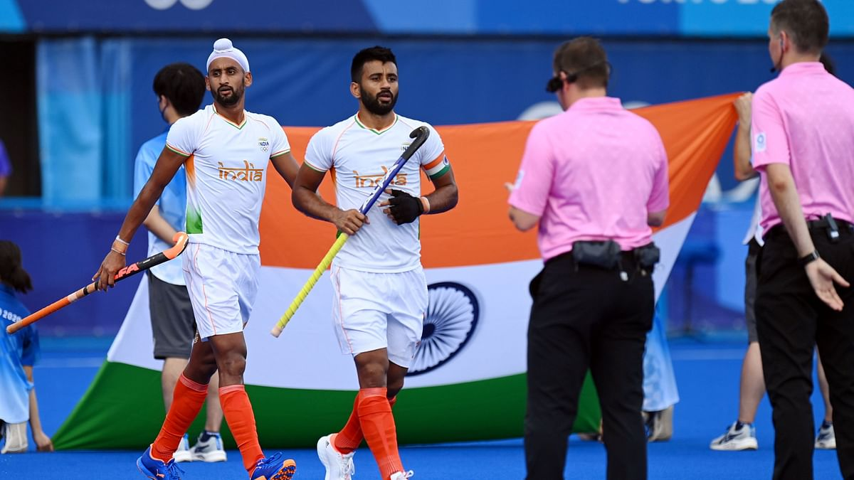 Twitter Reacts as India Beats an Olympic Defending Champion Second Time