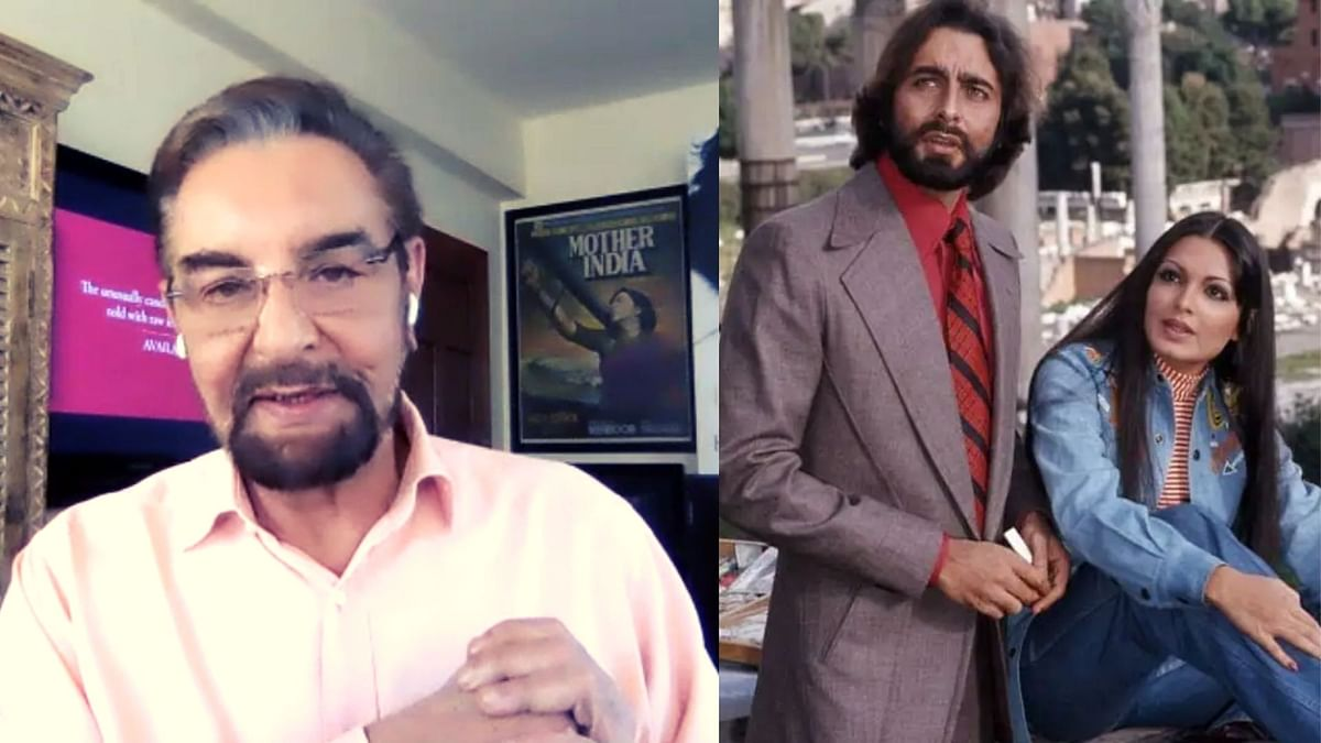 Kabir Bedi on Protima, Parveen Babi, His Bankruptcy and Rebuilding His Career