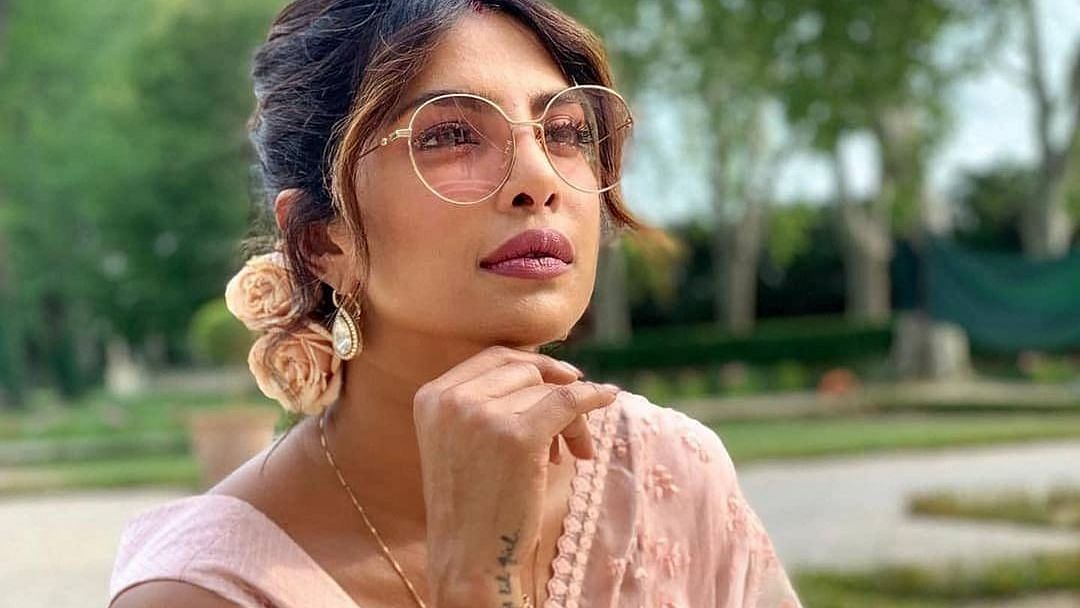 """<div class=""""paragraphs""""><p>Priyanka Chopra speaks about returning to work amidst the COVID pandemic.&nbsp;</p></div>"""