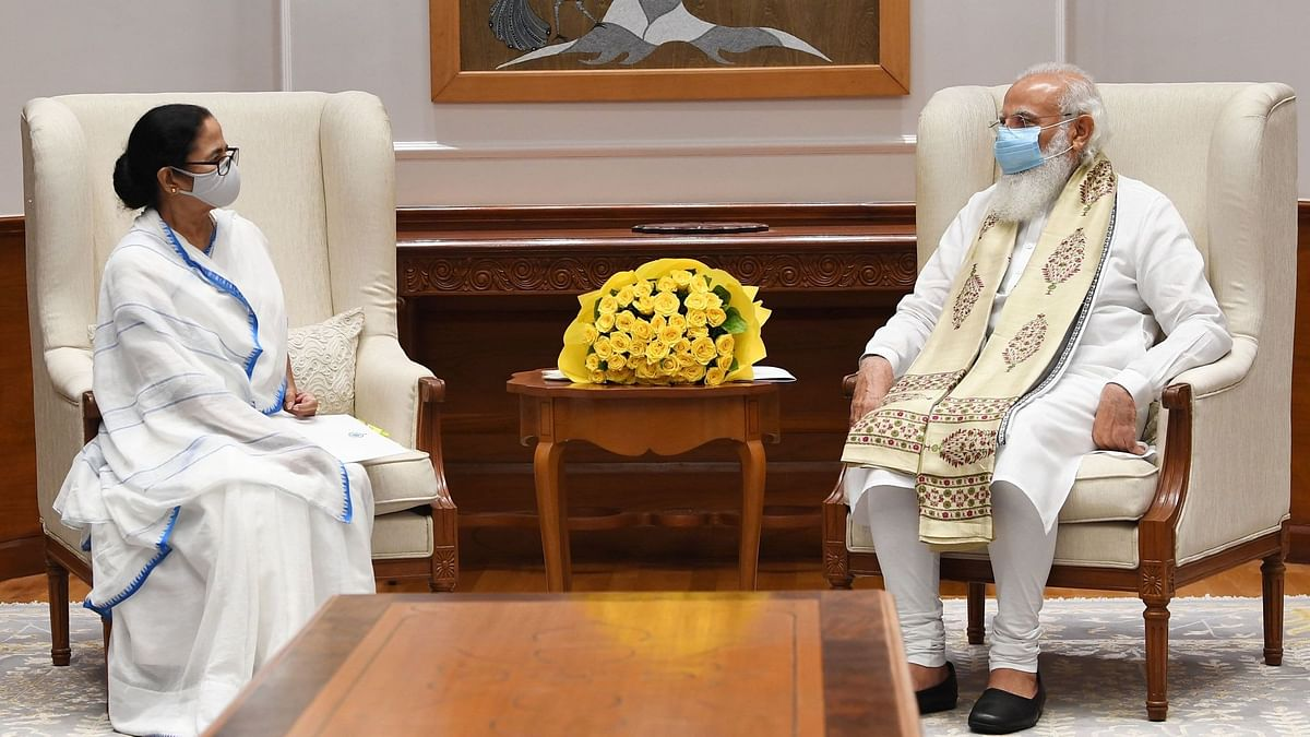 'Should Call All-Party Meet on Pegasus': Mamata After Meeting PM Modi