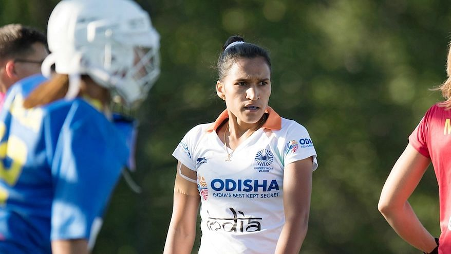 Rani Rampal, The Undisputed Queen Of Indian Hockey