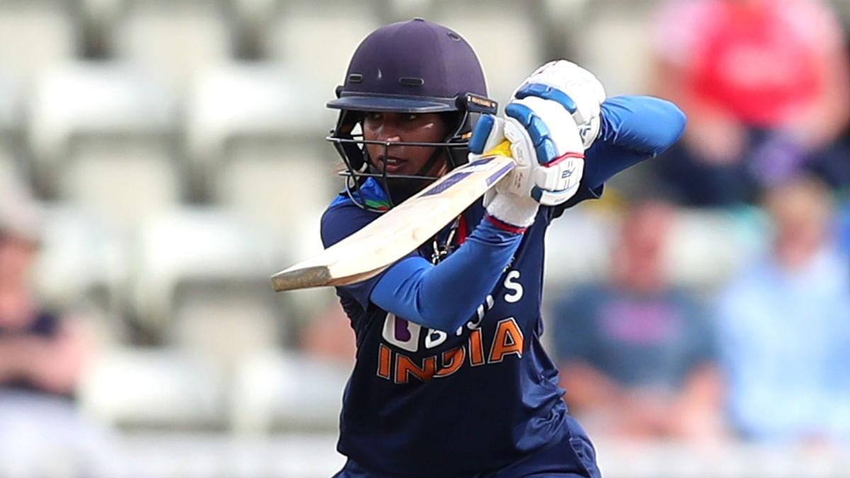 Mithali Raj Powers Indian Women's Team to Victory in 3rd ODI vs England