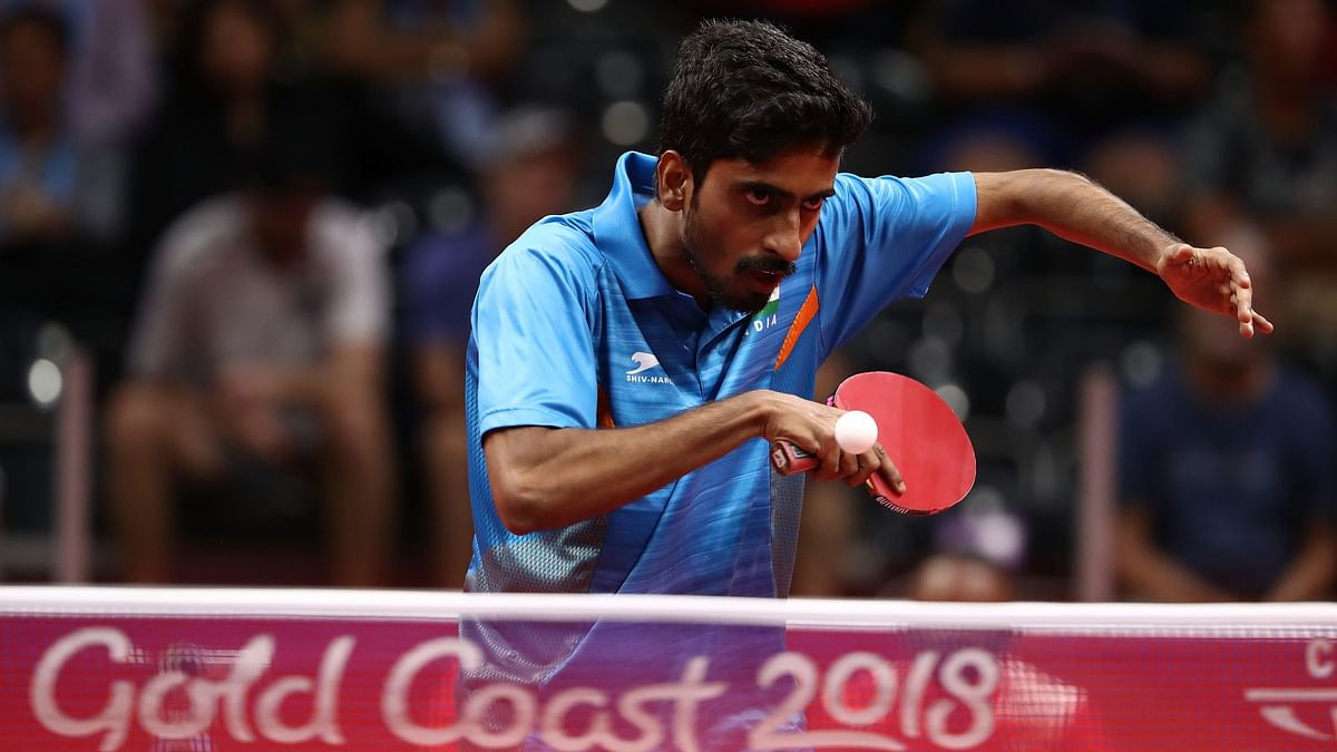 Sathiyan Knocked Out in 2nd Round After Spirited Display at Tokyo Olympics