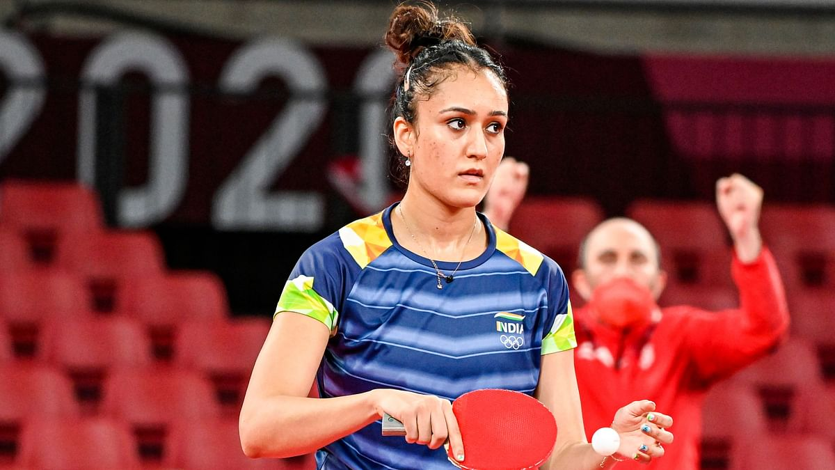 Manika Batra's Tokyo Campaign Ends With Third Round Exit in Women's Singles