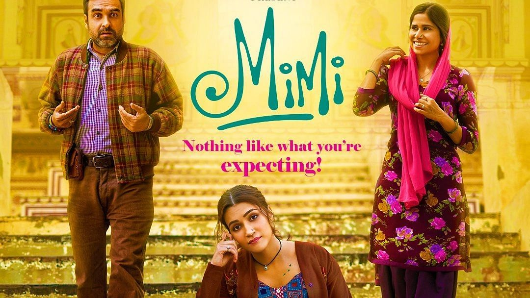Mimi Trailer: Kriti Sanon, Pankaj Tripathi in a Light-Hearted Tale of Surrogacy