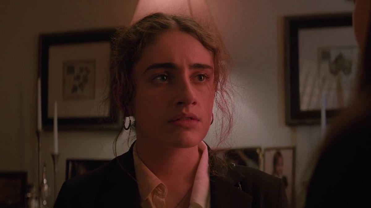 """<div class=""""paragraphs""""><p>Rachel Sennott as Danielle in Emma Seligman's <em>Shiva Baby.</em></p></div>"""