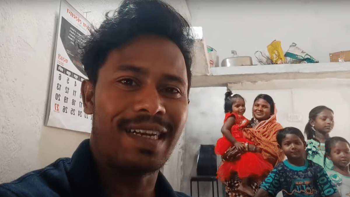 Odisha Labourer Doesn't Need to Work For Wages Anymore, Thanks to YouTube
