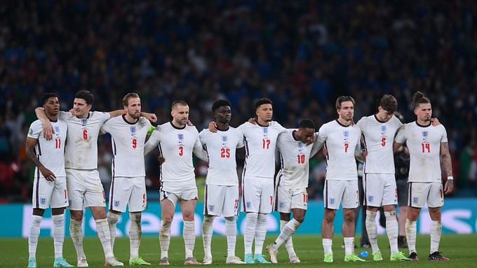 We Don't Want You: England Captain Harry Kane Condemns Racist Attacks by 'Fans'