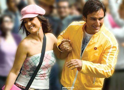 "<div class=""paragraphs""><p>Preity Zinta and Saif Ali Khan in Salaam Namaste.</p></div>"