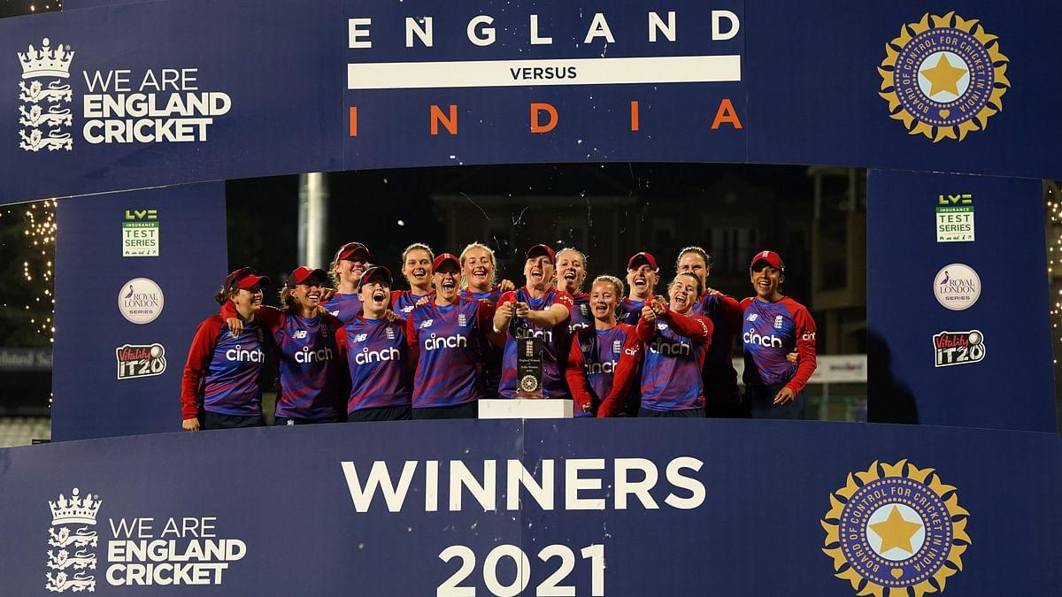 Danielle Wyatt Powers England to T20 Series Win Against India Women