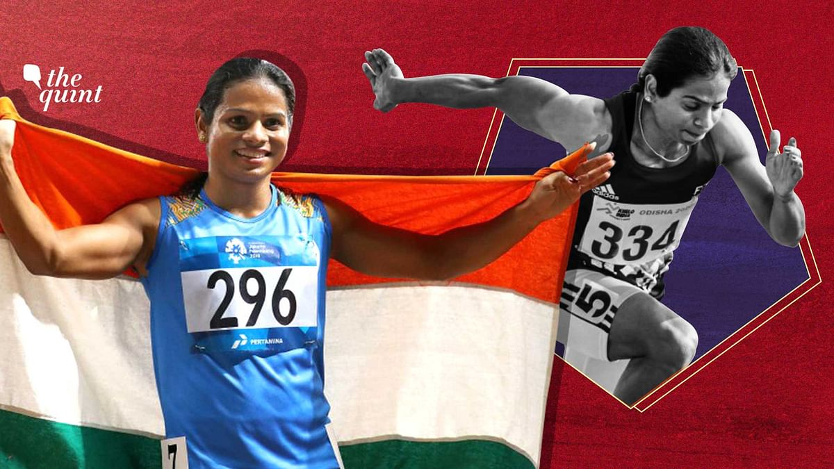"""<div class=""""paragraphs""""><p>Dutee Chand will be taking part in her second Olympic Games in Tokyo in 2021.&nbsp;</p></div>"""