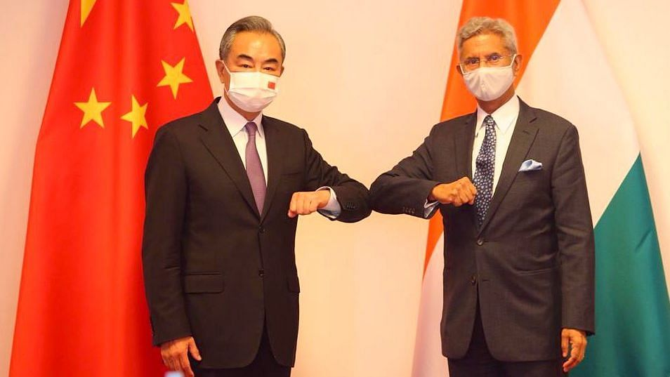 Unilateral Change Not Acceptable: Jaishankar Meets China FM on LAC