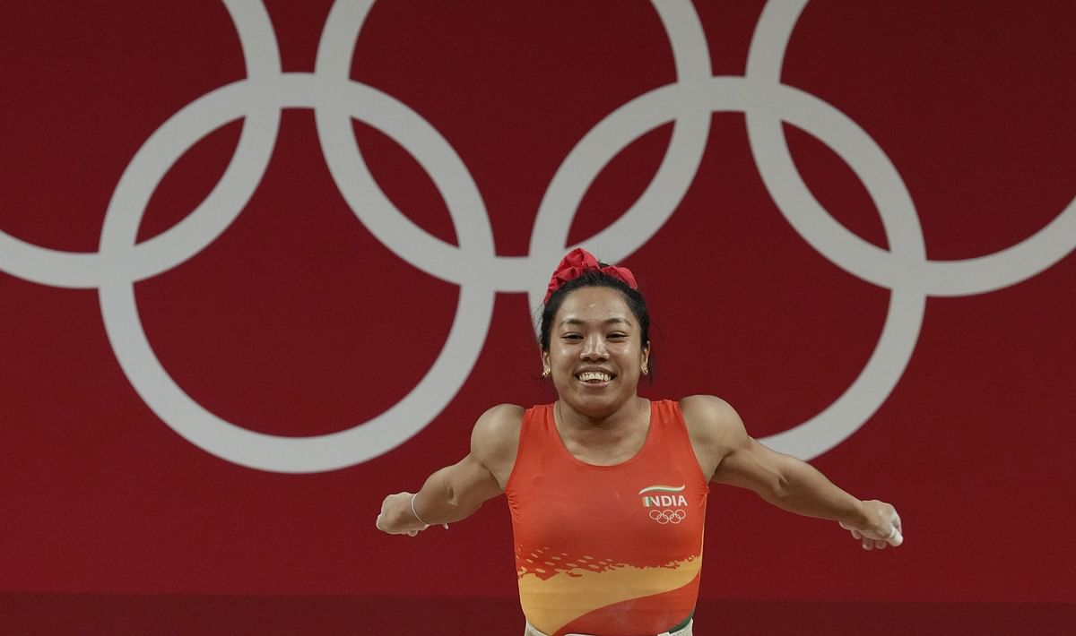 Mirabai Chanu: From Accidental Weightlifter to India's First Medallist at Tokyo