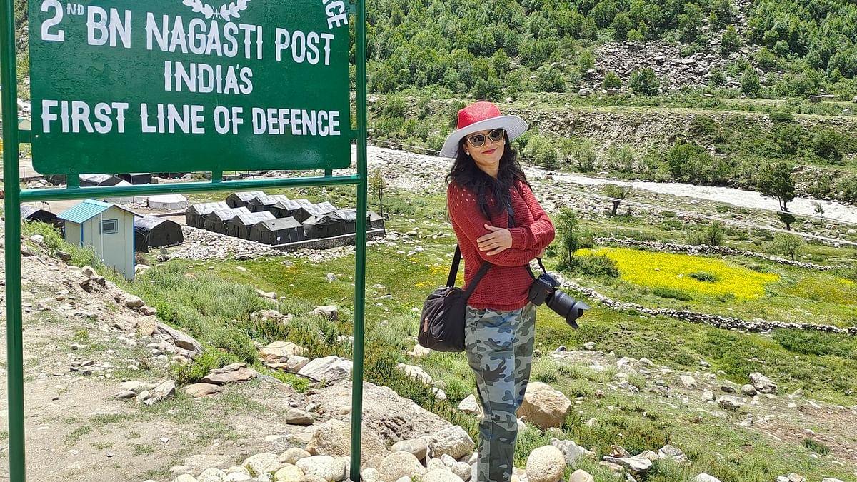 Himachal Landslide: A Doctor Tweeted Her Photo Minutes Before Death