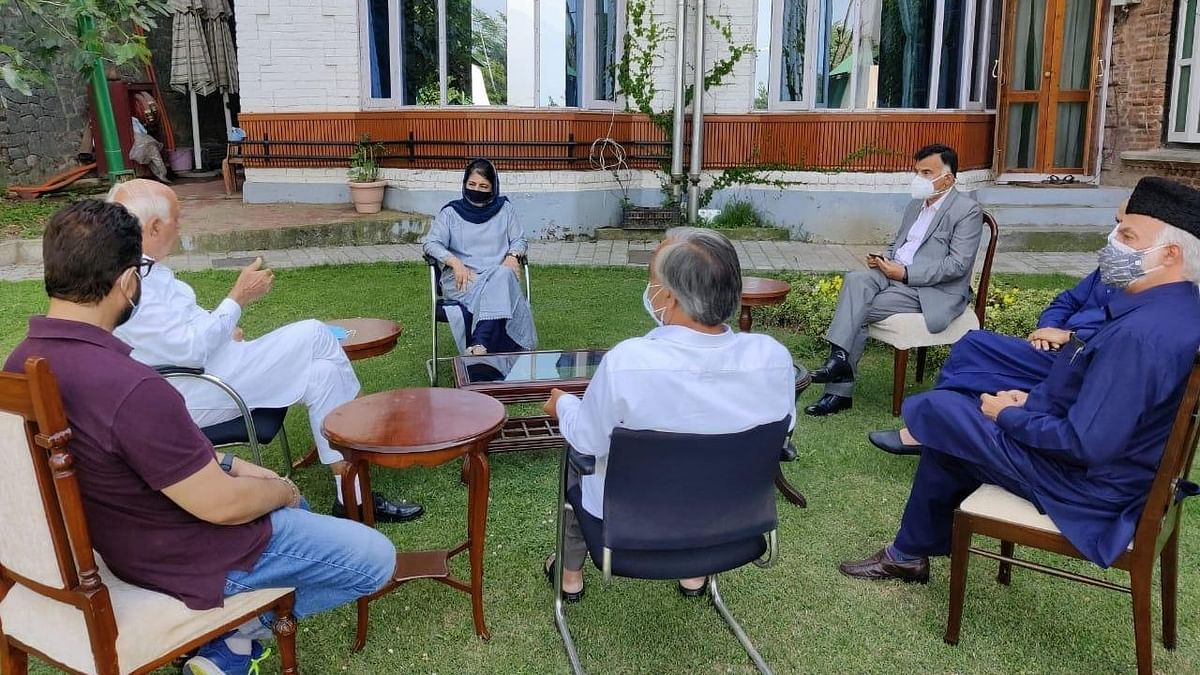 Restore Statehood, Then Hold J&K Assembly Elections: Gupkar Alliance