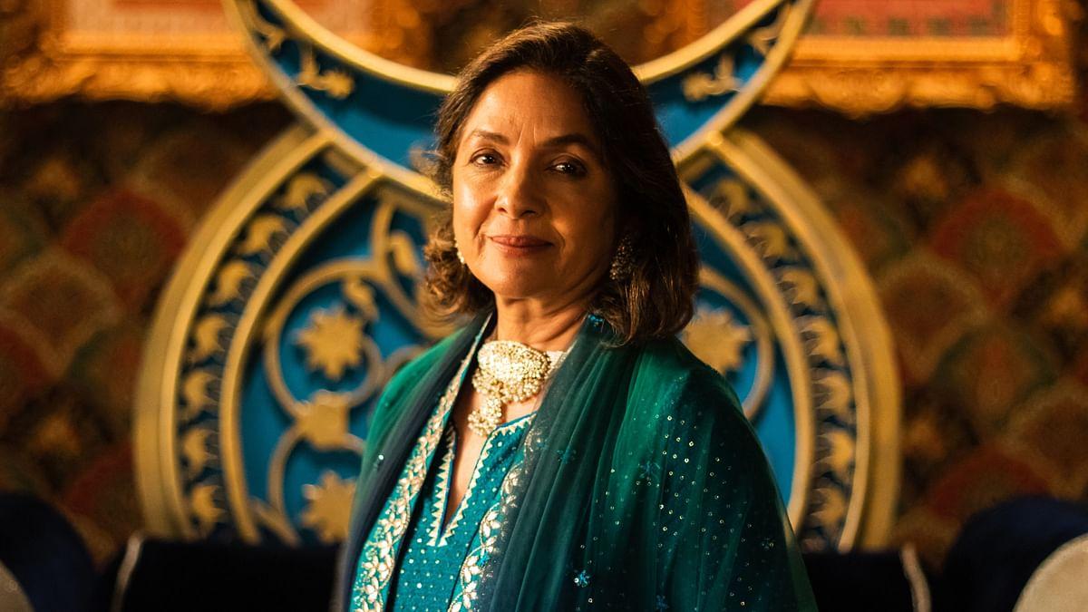 Neena Gupta Turns Narrator for MX Player's 'Chhatrasal'