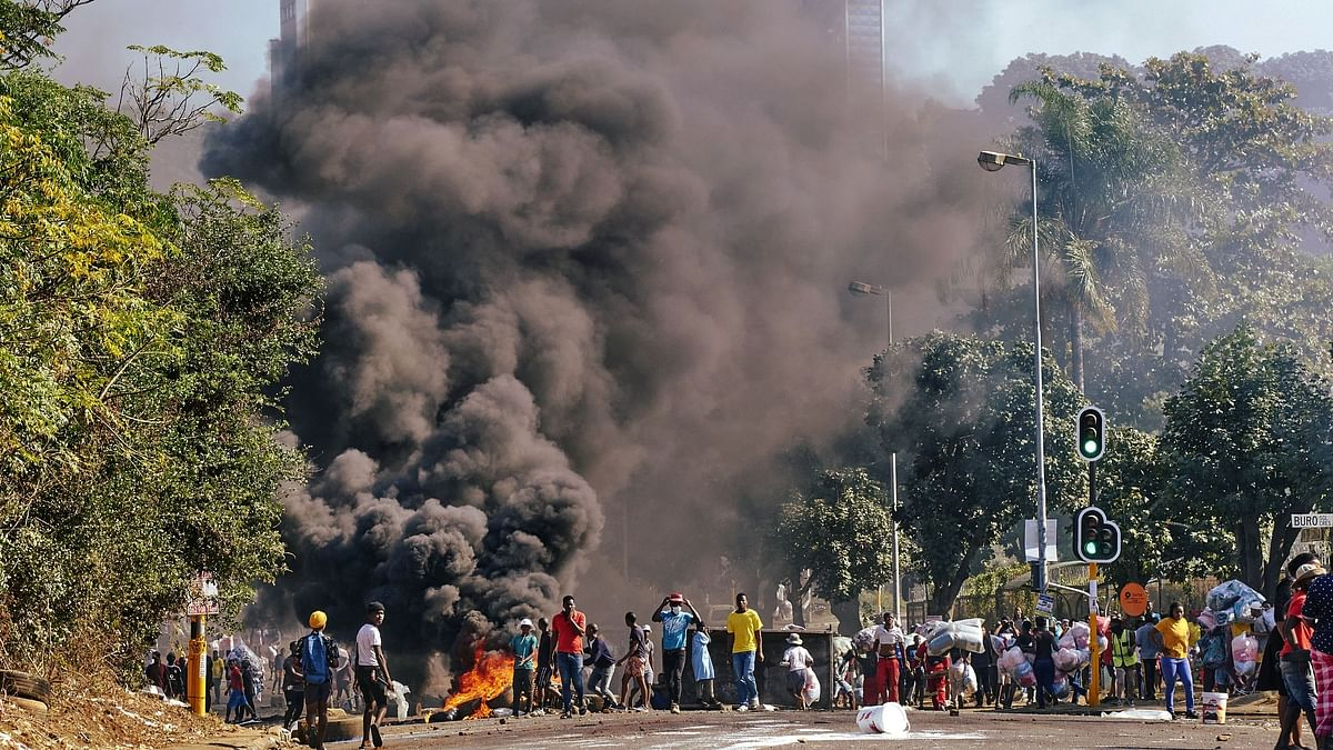 Violence in South Africa: Death Toll Rises to 72 as Unrest Spreads