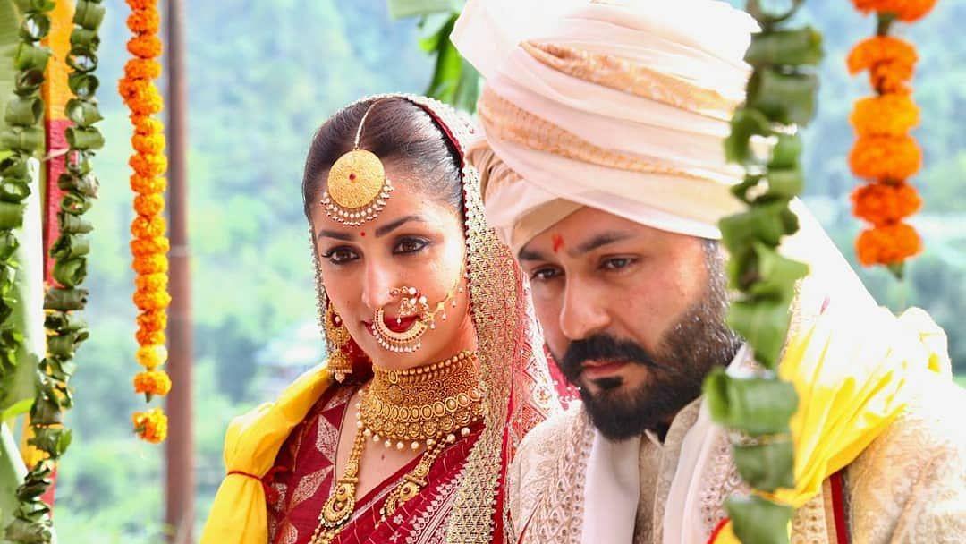 Yami Gautam Says 'Impromptu' Wedding Happened After Her Grandma Said This