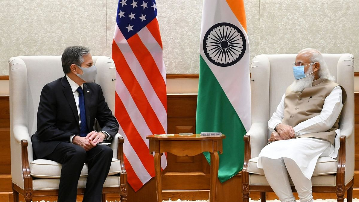 Blinken Meets PM Modi, Discusses Regional Challenges, Cooperation on COVID