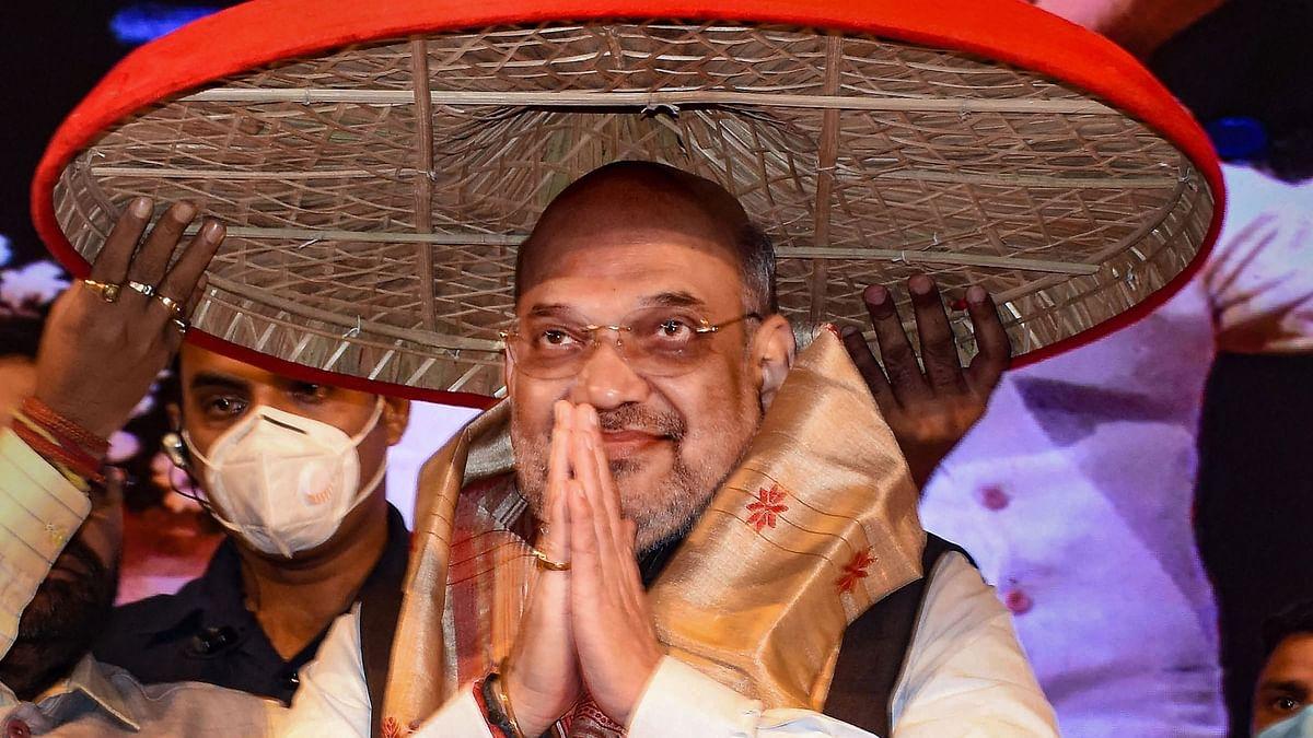 'Assam Has Re-Elected BJP, Rejected Terrorism': Amit Shah