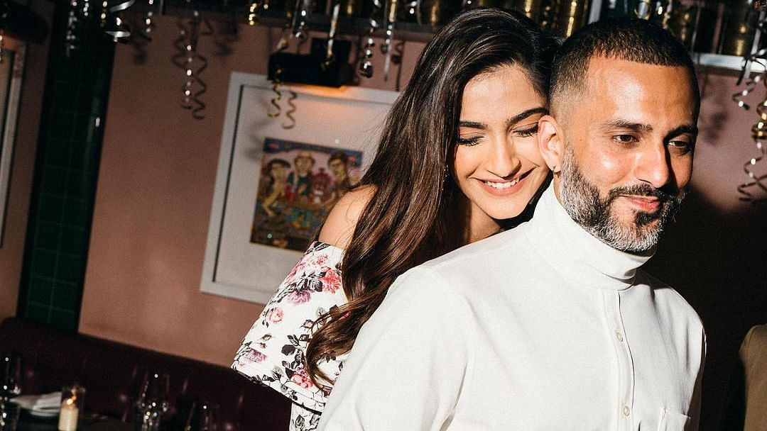Here's How Sonam Kapoor Wished Anand Ahuja on His Birthday