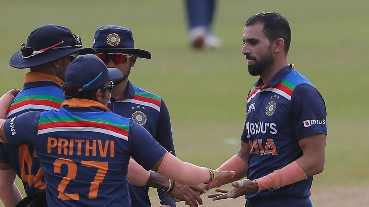 """<div class=""""paragraphs""""><p>India have beaten Sri Lanka by 3 wickets to win the ODI series 2-0.</p></div>"""