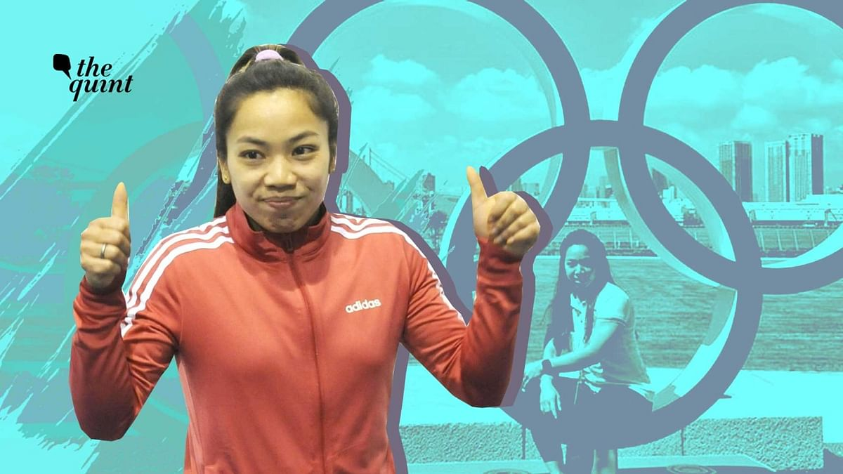 Can Mirabai Chanu End India's 20-year Medal Drought In Weightlifting?