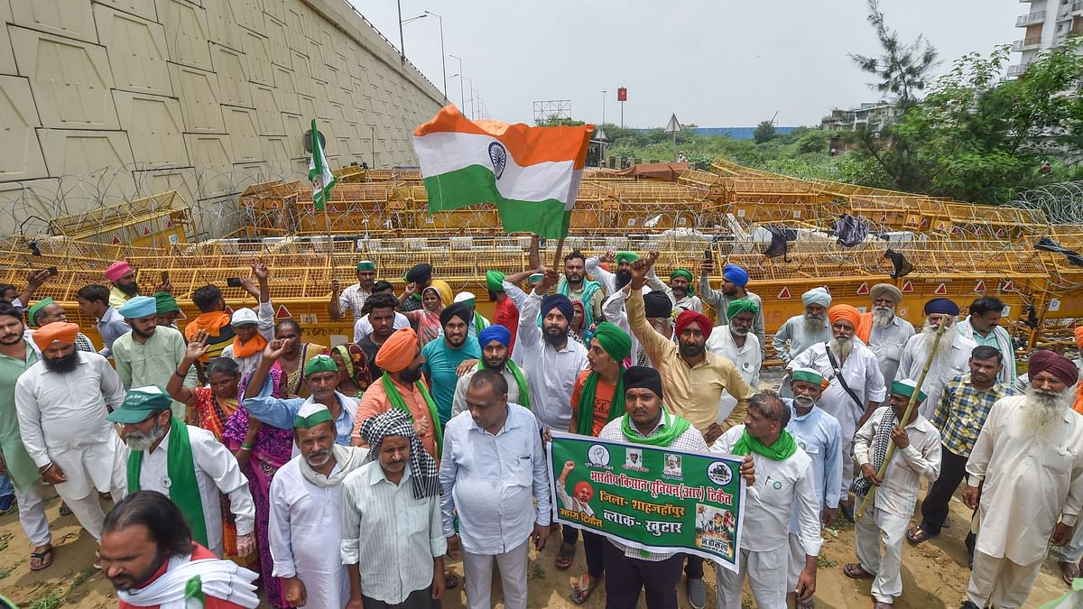 220 Deaths During Farmers' Protests:  Punjab Govt Data