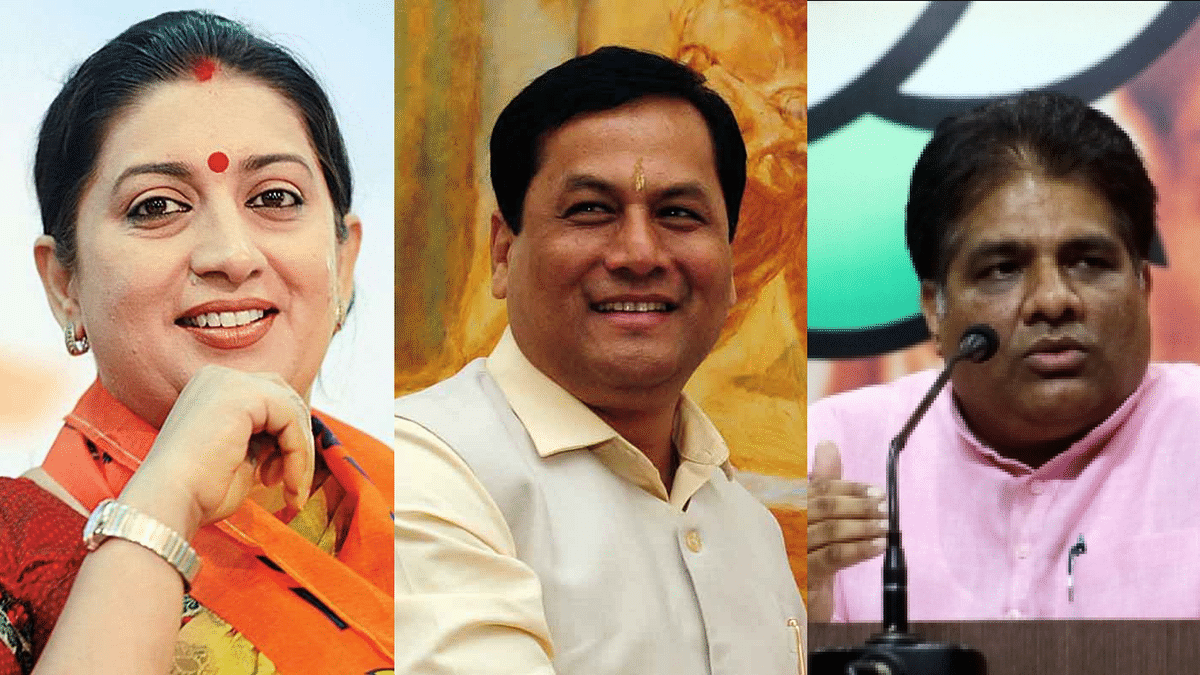 Post Rejig, Irani, 2 Others Inducted Into Cabinet Committee on Political Affairs