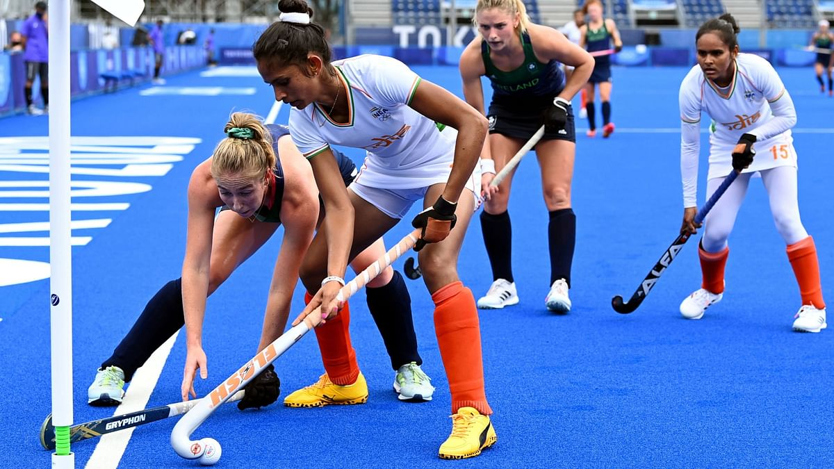 Twitterati Reacts as India Women's Hockey Team Register First Win at Olympics